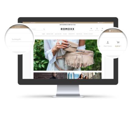 ROMOXX – Unser Shopware 5 Template – Bald online!